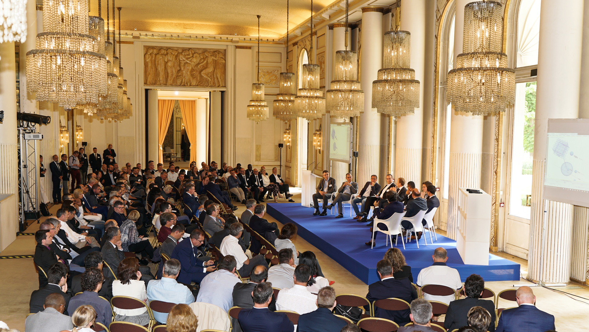 Convention clients : les 35 ans d'Aareon France