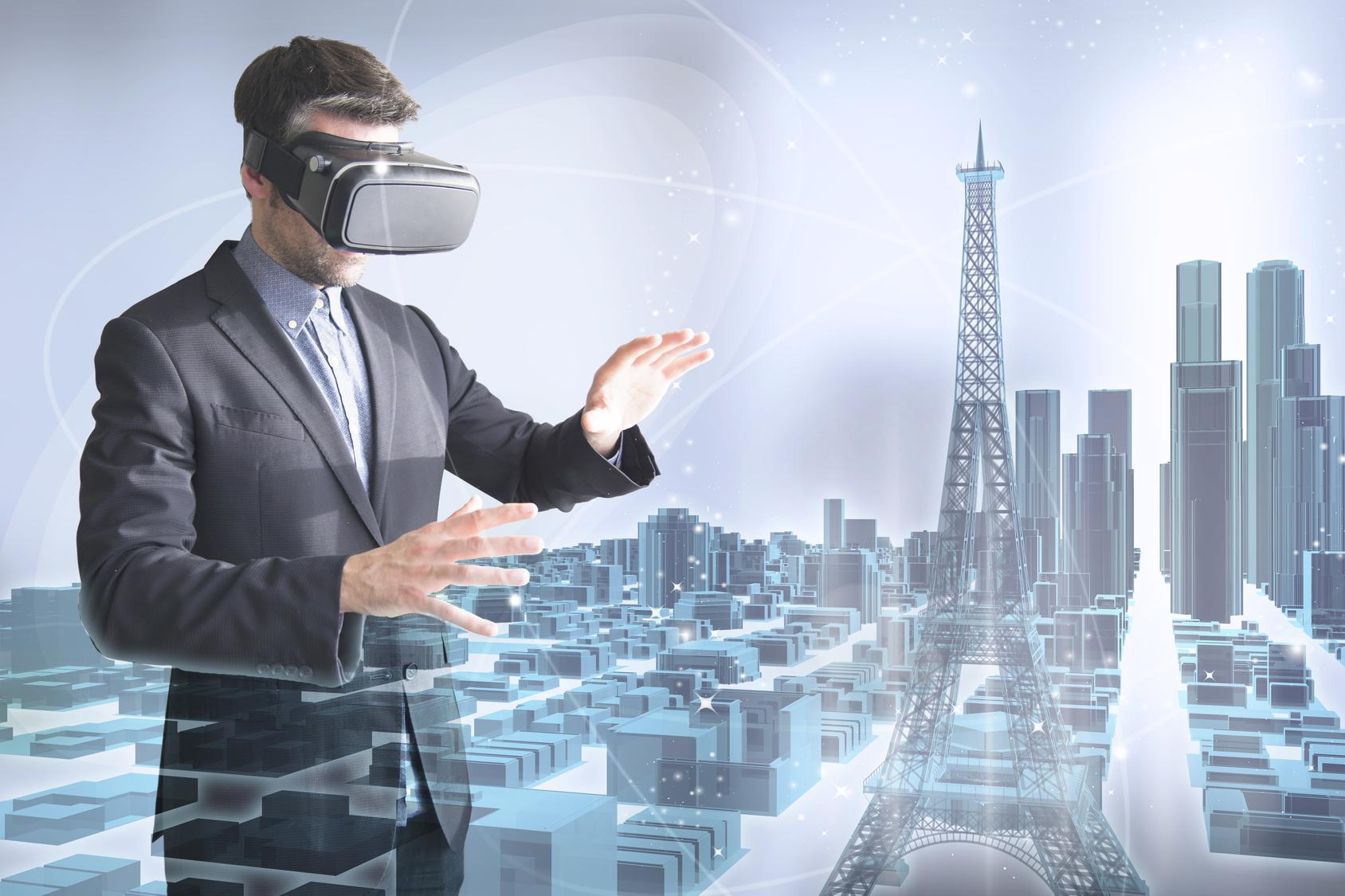 La réalité augmentée (AR)