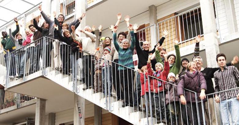 De la copropriété à l'habitat participatif